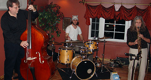Matt Pfohl on Drums