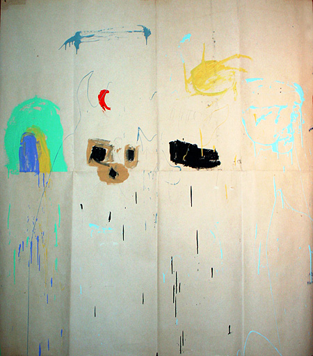 Jann Zabelny painting