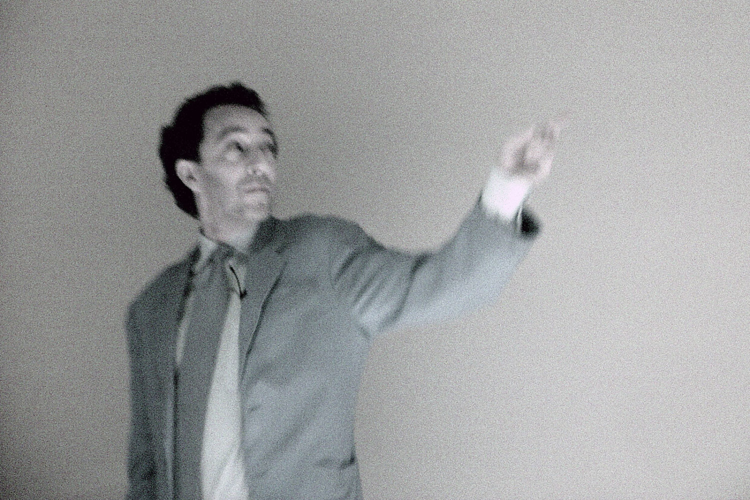 Michael Kimmelman at MAG in Rochester, NY 2005