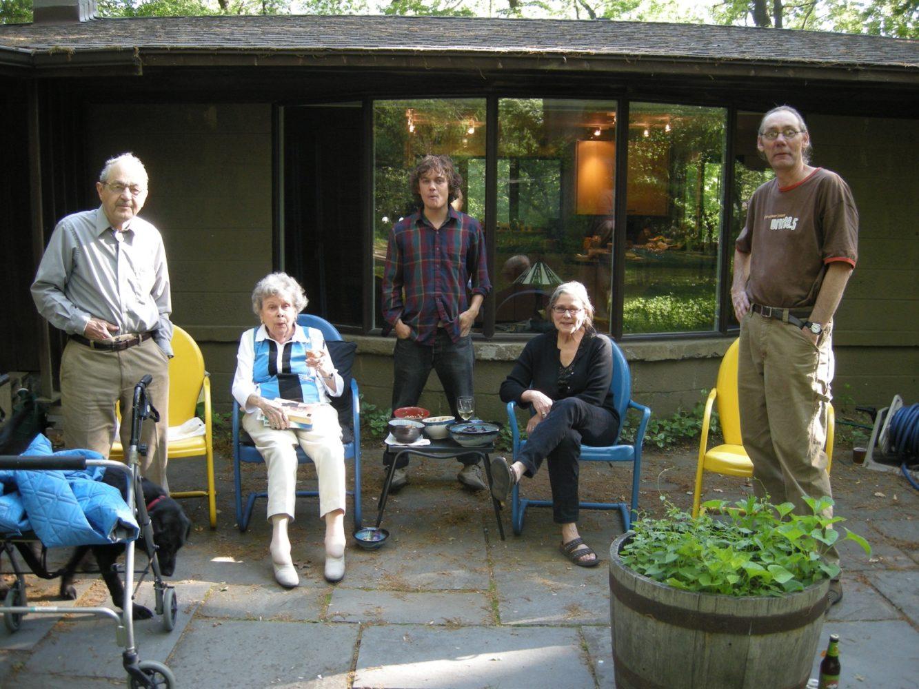 Leo, Mary Alice, Andrew, Peggi and Rick