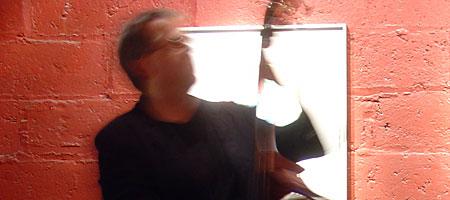 Ken Frank on bass