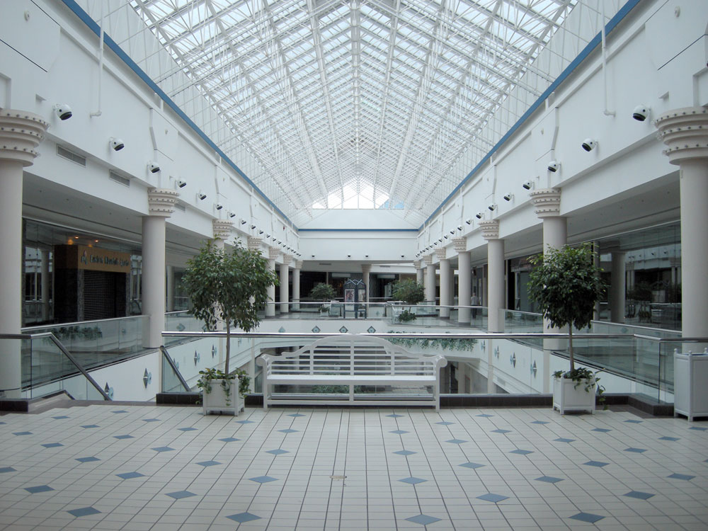 Irondequoit Mall, day after Christmas