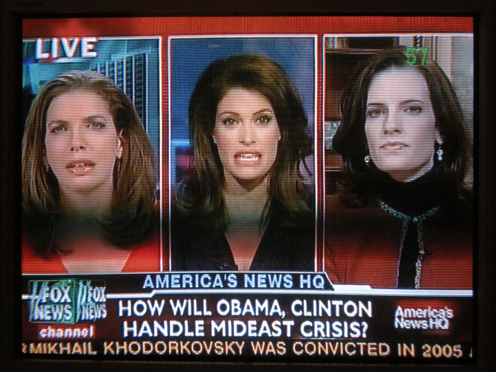 Fox News women