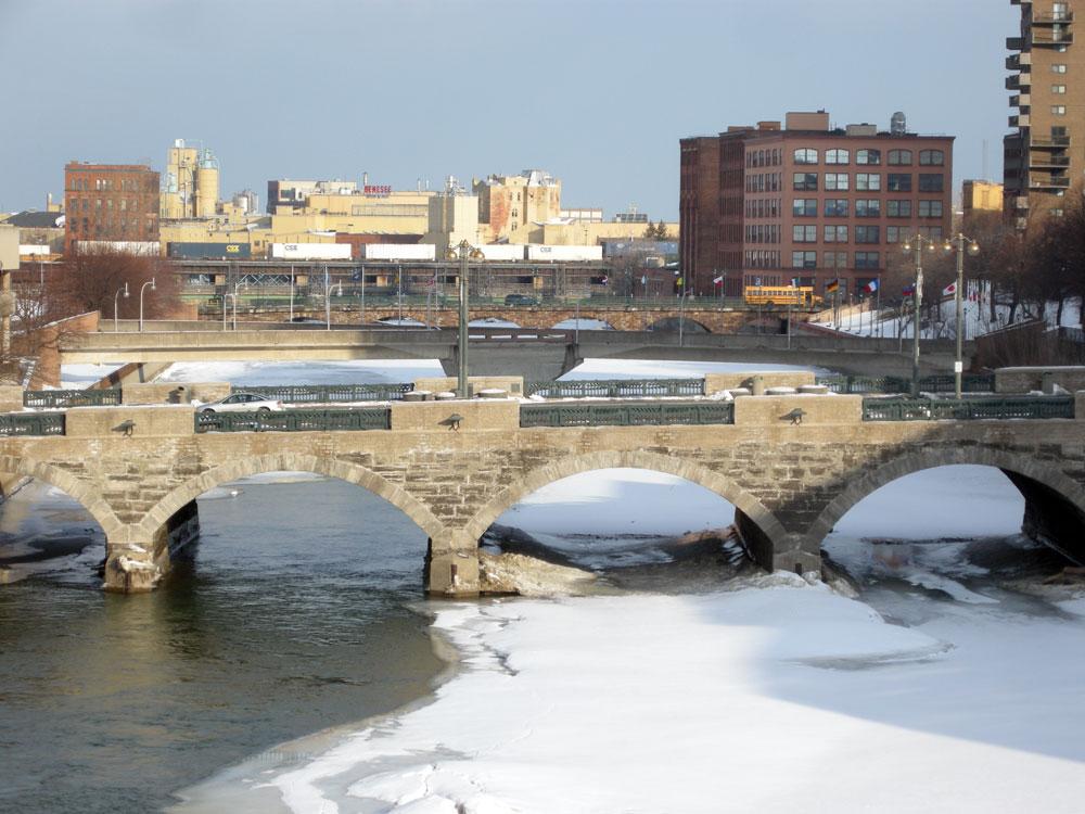 Main Street Bridge Rochester, New York