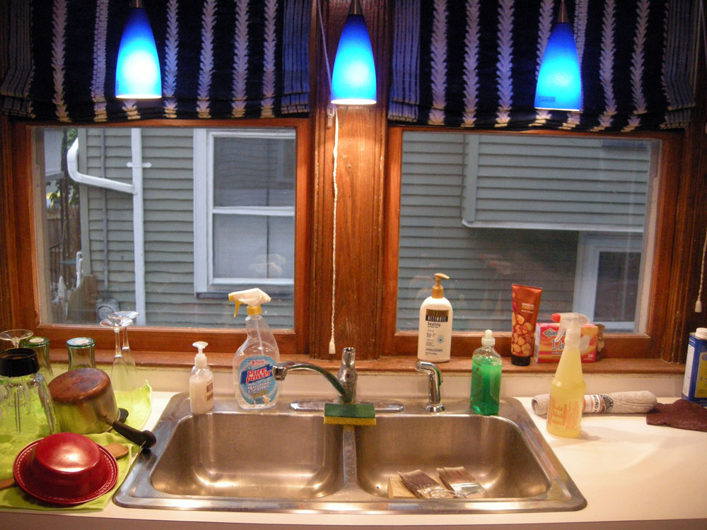 Janet Marshall kitchen
