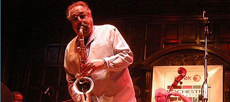 Joe Lovano and Us Five at the Rochester Jazz Festival
