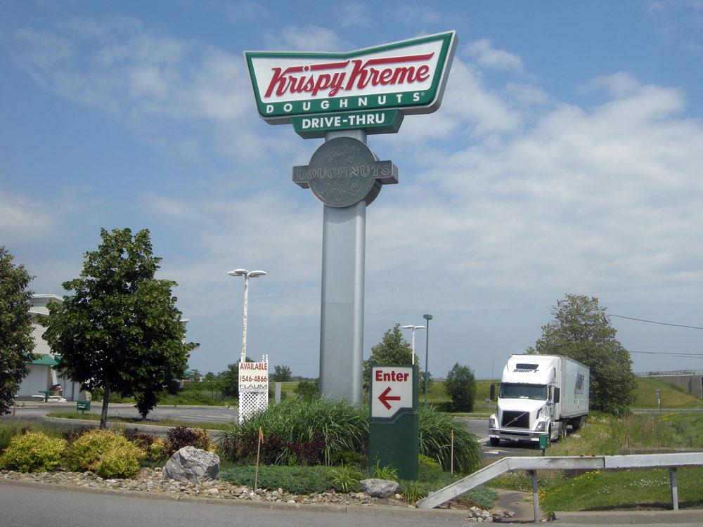 Krispy Kreme Doughnuts in Henrietta NY