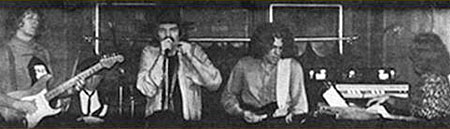Captain Beefheart Band at Red Creek in Rochester, NY