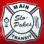 Logos from competing Fire Departments in the Point Pleasant Firemen's Association 2009 Tournament in the Valley
