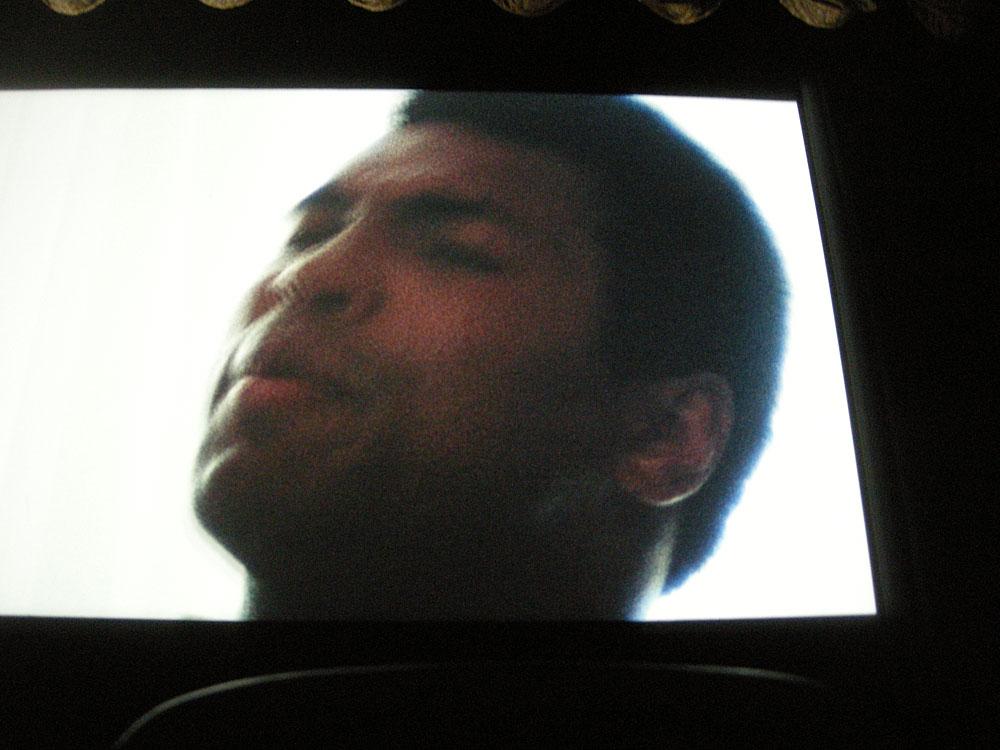 Muhammad Ali in Soul Power