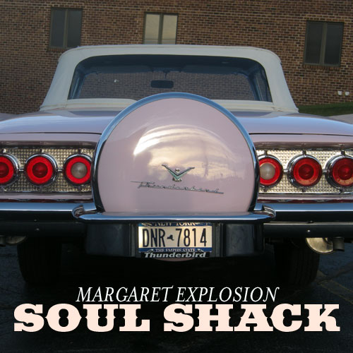 """Margaret Explosion's """"Soul Shack"""" recorded live at the Little Theater in Rochester, NY"""