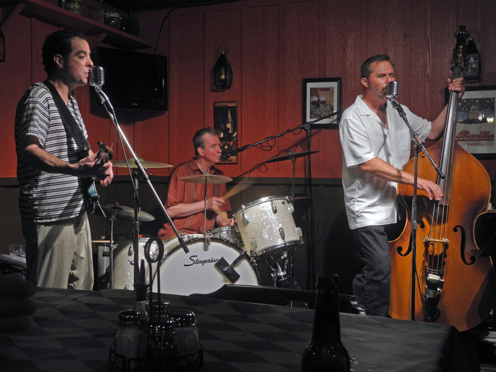 Bob Henrie & the Goners in Lima, New York