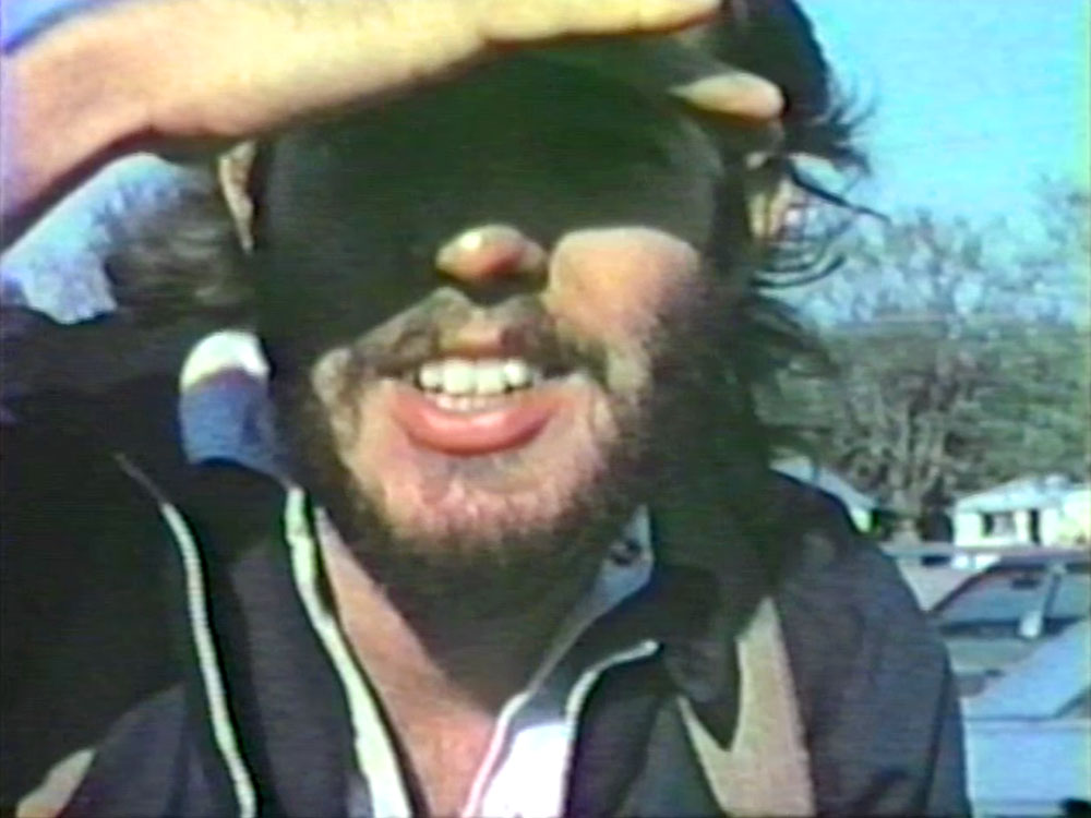 Greg Highlen circa 1971 in Bloomington, Indiana