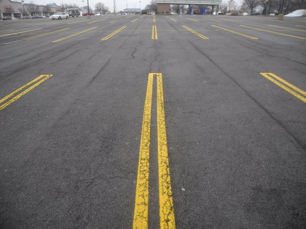 Is it Culver Ridge Parking Lot or Ridge Culver Parking Lot?