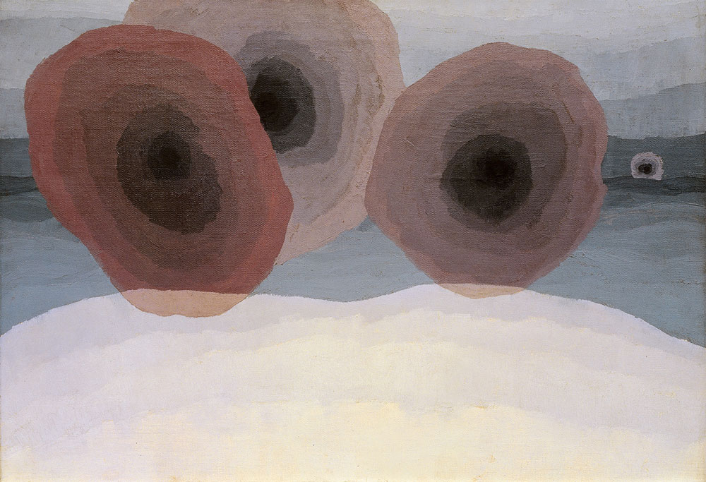"Arthur Dove ""Fog Horns"" from 1929"