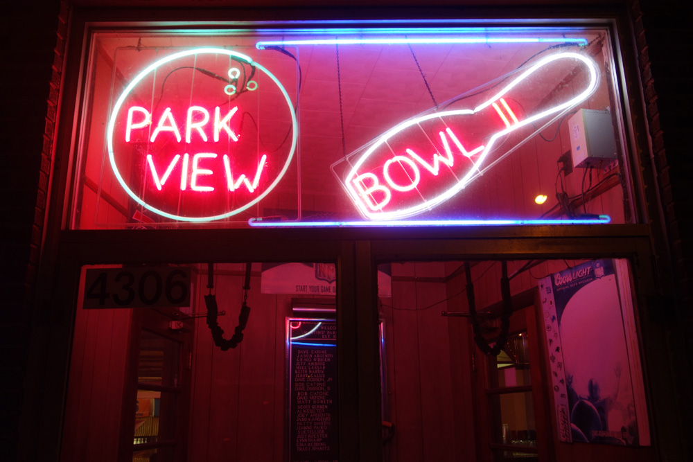Park View Bowl on Culver Road in Sea Breeze