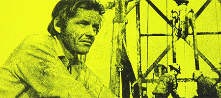 """Soundtrack LP to the movie """"Five Easy Pieces"""""""