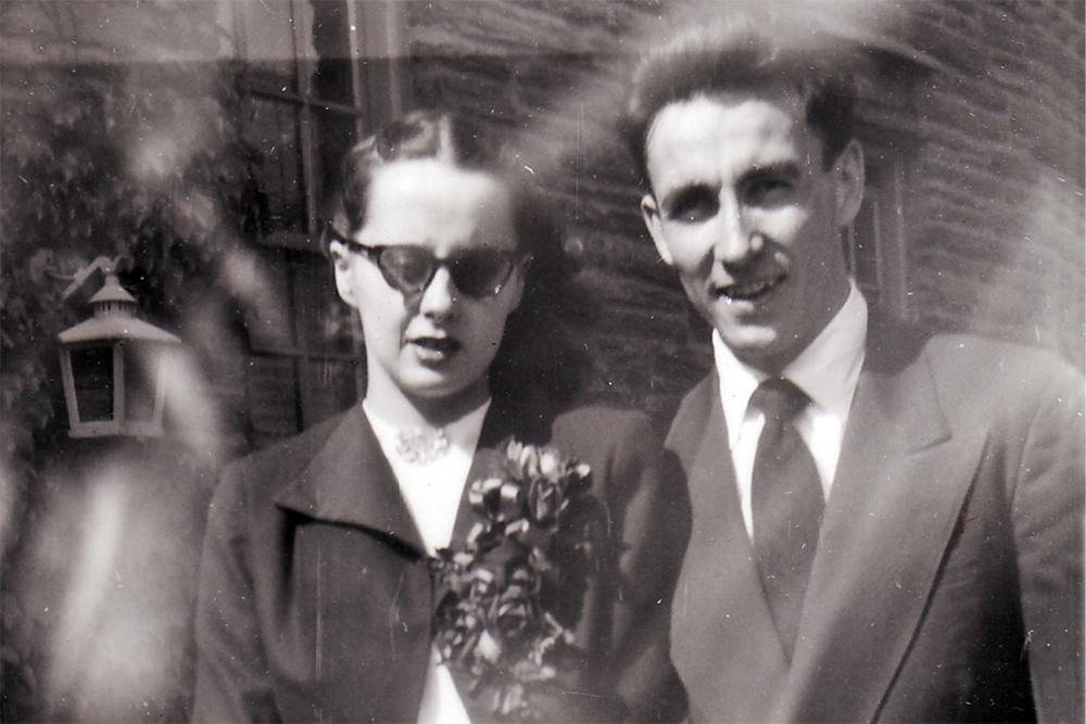 Leo and Mary Dodd circa 1949