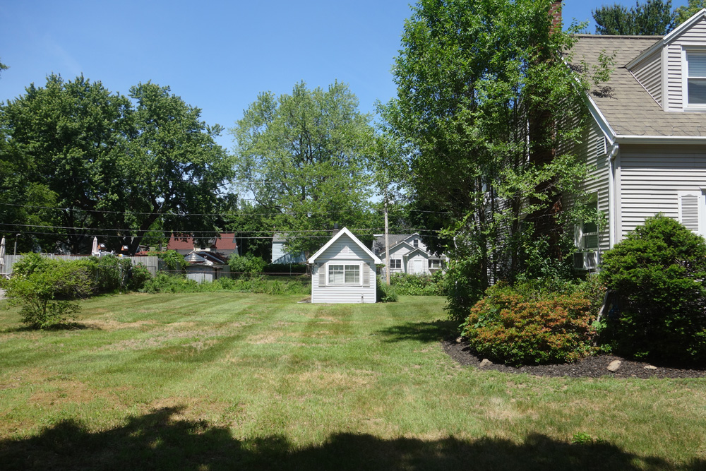 Small house at 236 Avondale in Rochester, New York