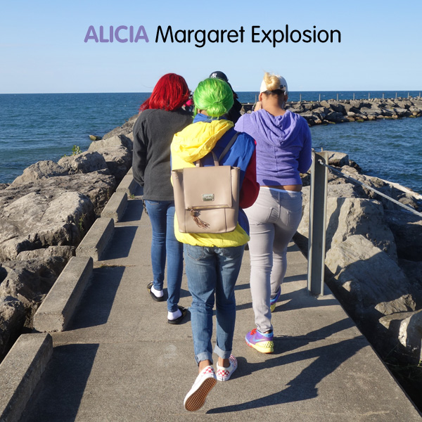 """Alicia"" by Margaret Explosion. Recorded live at the Little Theatre Café on 09.19.18. Peggi Fournier - sax, Ken Frank - bass, Phil Marshall - guitar, Paul Dodd - drums."
