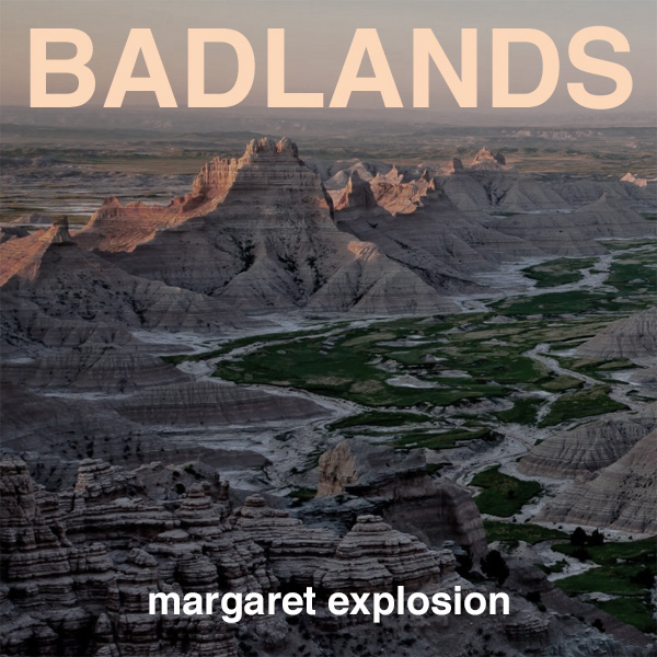 """Badlands"" by Margaret Explosion. Recorded live at the Little Theatre Café on 11.08.17. Peggi Fournier - sax, Ken Frank - bass, Phil Marshall - guitar, Paul Dodd - drums."