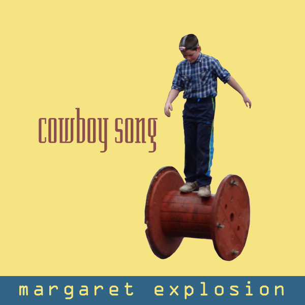 """""""Cowboy Song"""" by Margaret Explosion. Recorded live at the Little Theatre Café on 11.08.17. Peggi Fournier - sax, Ken Frank - bass, Phil Marshall - guitar, Paul Dodd - drums."""