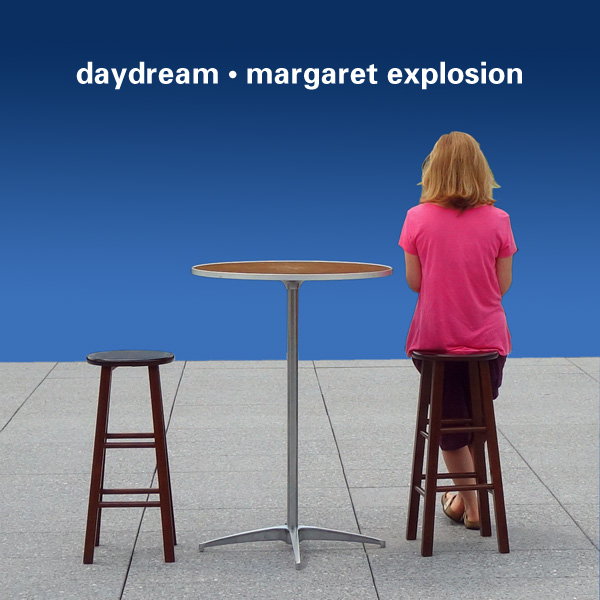 """Daydream"" by Margaret Explosion. Recorded live at the Little Theatre Café on 11.15.17. Peggi Fournier - sax, Ken Frank - bass, Phil Marshall - guitar, Paul Dodd - drums."