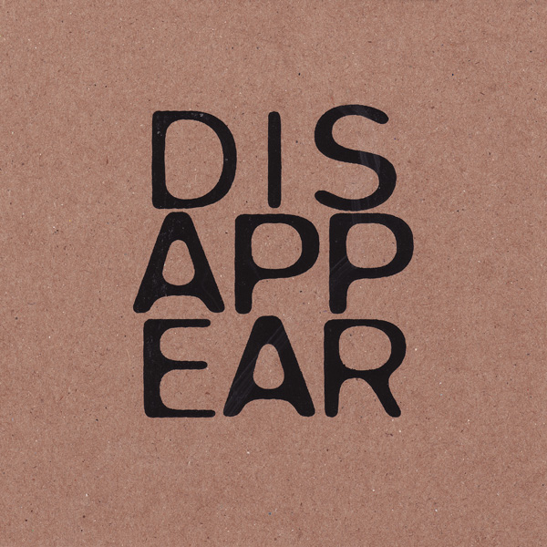 "Margaret Explosion CD ""Disappear"" (EAR 17) on Earring Records, released 2014"