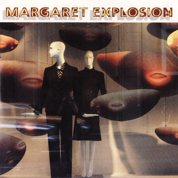 "Margaret Explosion CD ""Happy Hour"" (EAR 9) on Earring Records, released 2003"