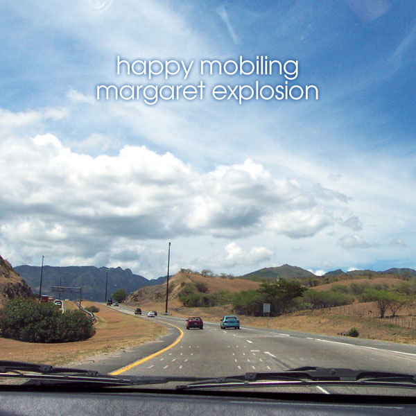 """Happy Mobiling"" by Margaret Explosion. Recorded live at the Little Theatre on 05.14.14. Peggi Fournier - sax, Ken Frank - bass, Pete LaBonne - piano, Bob Martin - guitar, Paul Dodd - drums."