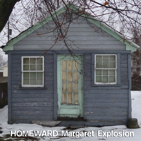 """Homeward"" by Margaret Explosion. Recorded live at the Little Theatre Café on 05.09.18. Peggi Fournier - sax, Ken Frank - bass, Phil Marshall - guitar, Paul Dodd - drums."