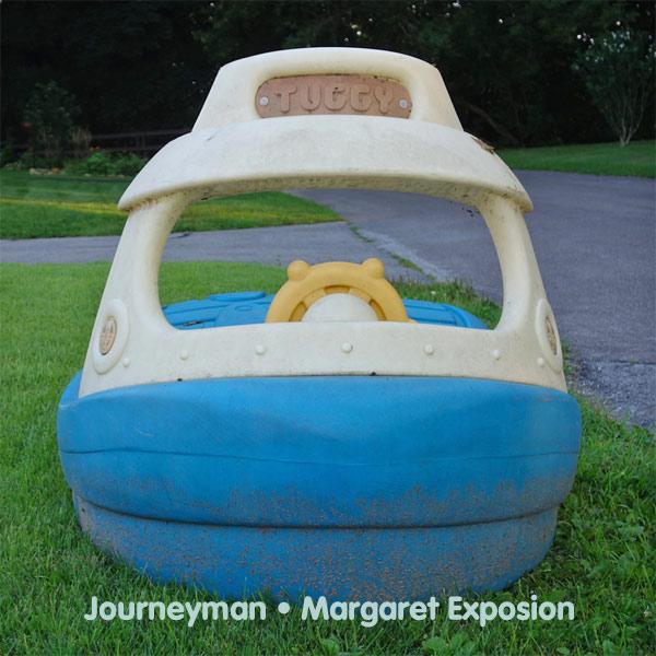 """Journeyman"" by Margaret Explosion. Recorded live at the Little Theatre on 12.12.12. Peggi Fournier - sax, Ken Frank - bass, Pete LaBonne - piano, Bob Martin - guitar, Paul Dodd - drums."