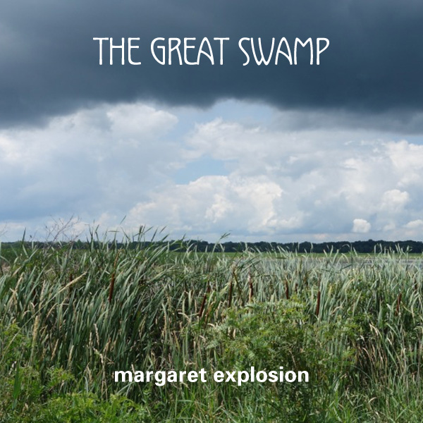 """The Great Swamp"" by Margaret Explosion. Recorded live at the Little Theatre Café on 10.11.17. Peggi Fournier - sax, Ken Frank - bass, Phil Marshall - guitar, Paul Dodd - drums."