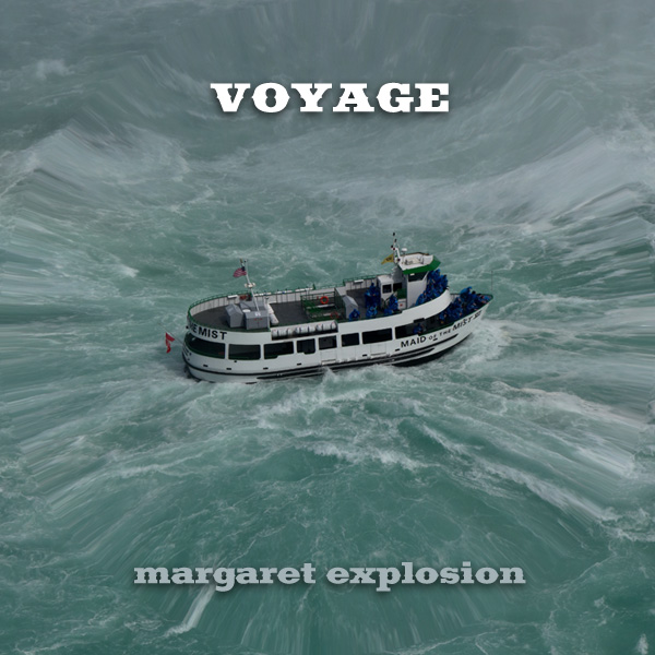 """Voyage"" by Margaret Explosion. Recorded live at the Little Theatre Café on 11.22.17. Peggi Fournier - sax, Ken Frank - bass, Pete LaBonne - piano, Phil Marshall - guitar, Paul Dodd - drums."