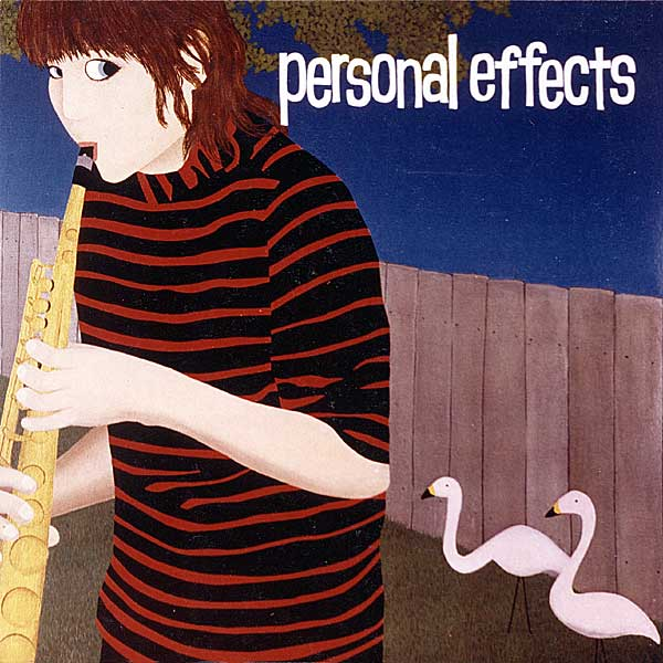 Personal Effects self titled EP on Cachalot Records 1983