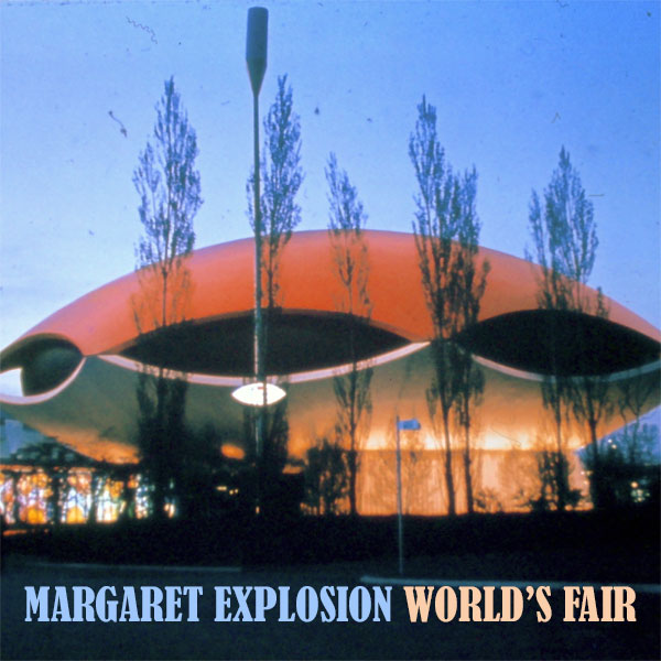 """World's Fair"" by Margaret Explosion. Recorded live at the Little Theatre Café on 05.30.18. Peggi Fournier - sax, Ken Frank - bass, Phil Marshall - guitar, Paul Dodd - drums."