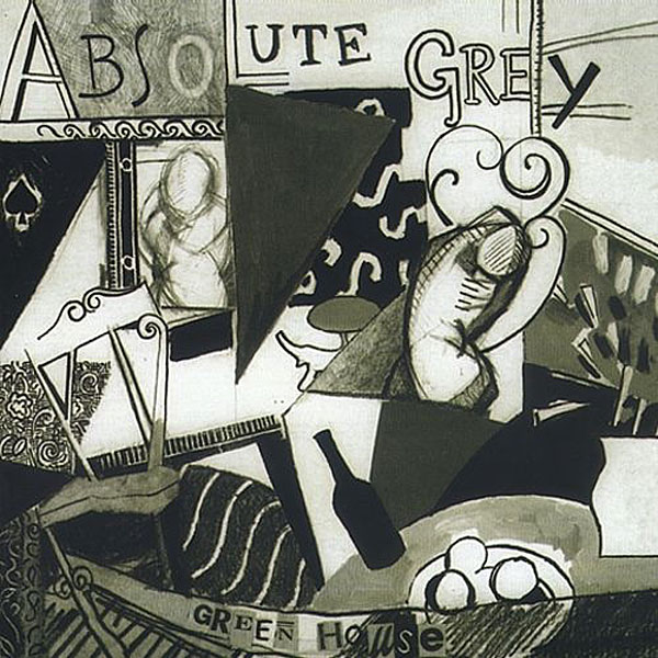 Absolute Grey, Green House, first lp on Earring Records 1984