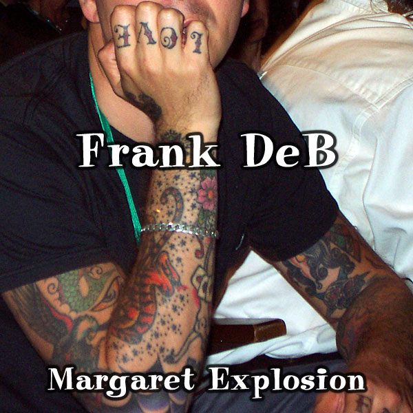 """Frank DeB"" by Margaret Explosion. Recorded live at the Little Theatre Café on 02.17.10. Peggi Fournier - sax, Ken Frank - bass, Jack Schaefer - guitar, Paul Dodd - drums."