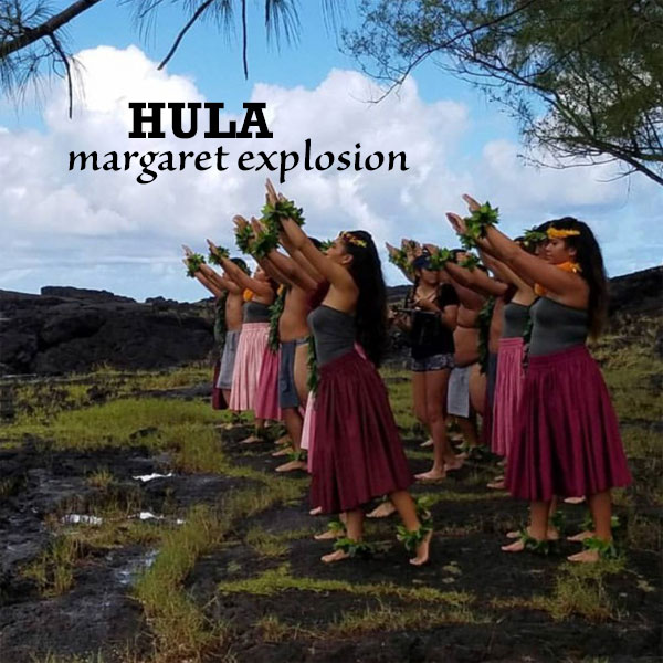 """Hula"" by Margaret Explosion. Recorded live at the Little Theatre Café on 03.20.19. Peggi Fournier - sax, Ken Frank - bass, Phil Marshall - guitar, Paul Dodd - drums."