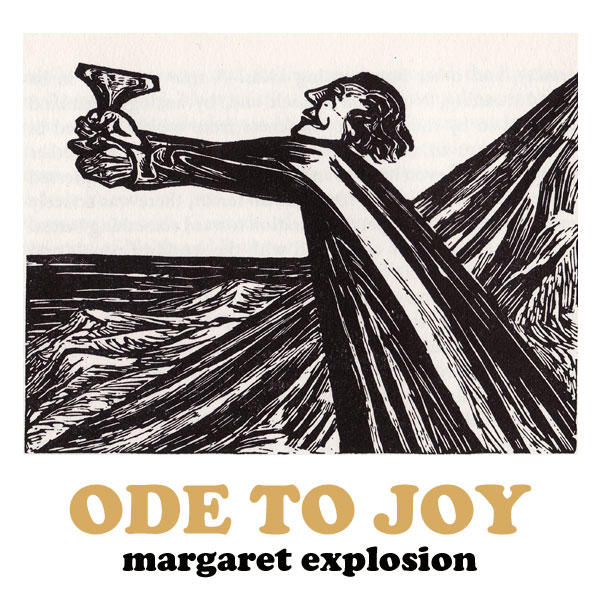 """Ode To Joy"" by Margaret Explosion. Recorded live at the Little Theatre Café on 10.01.14. Peggi Fournier - sax, Ken Frank - bass, Bob Martin - guitar, Paul Dodd - drums. Cover graphic by Ernst Barlach."