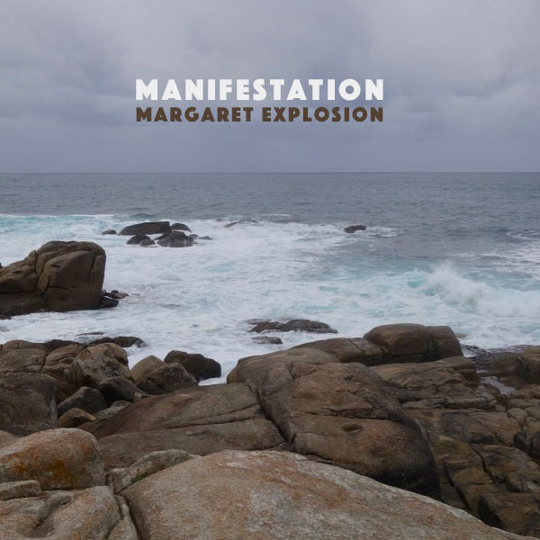 """Manifestation"" by Margaret Explosion. Recorded live at the Little Theatre Café on 11.07.18. Peggi Fournier - sax, Ken Frank - bass, Phil Marshall - guitar, Paul Dodd - drums."