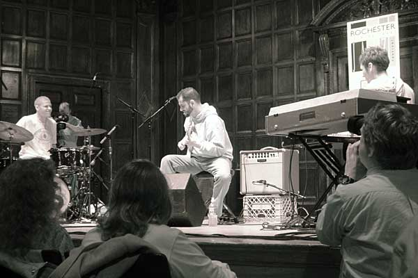 Charlie Hunter performing at the 2006 Rochester International Jazz Festival