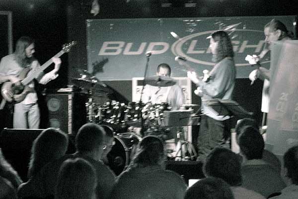 Mahavishnu Project performing at the 2006 Rochester International Jazz Festival