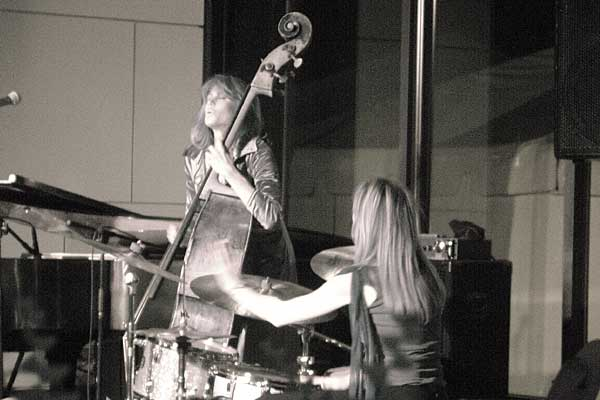 York Quartet performing at the 2006 Rochester International Jazz Festival