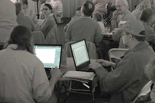 Jeff Spevak writing reviews the 2006 Rochester International Jazz Festival