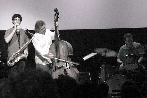 Steve Gauc Trio performing at the 2006 Rochester International Jazz Festival