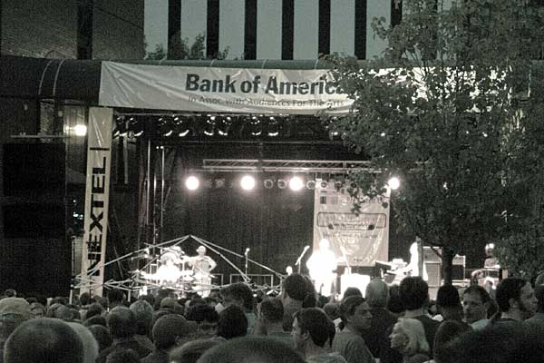 Soul Live performing at the 2006 Rochester International Jazz Festival