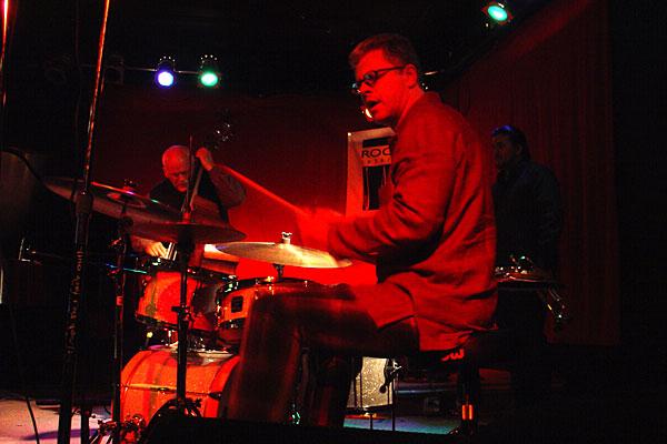 Matt Wilson and Art & Crafts performing at the 2007 Rochester International Jazz Festival