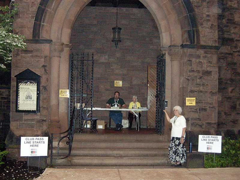 Episcopal Christ Church at the 2008 Rochester International Jazz Festival