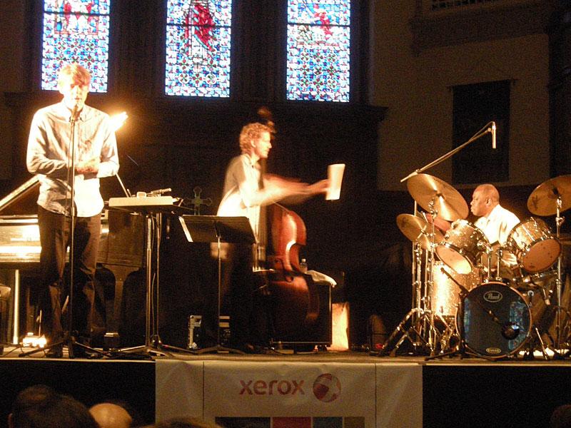 Soren Kjaergaards Optics performing at the 2009 Rochester International Jazz Festival